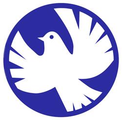 平和の象徴・ハト